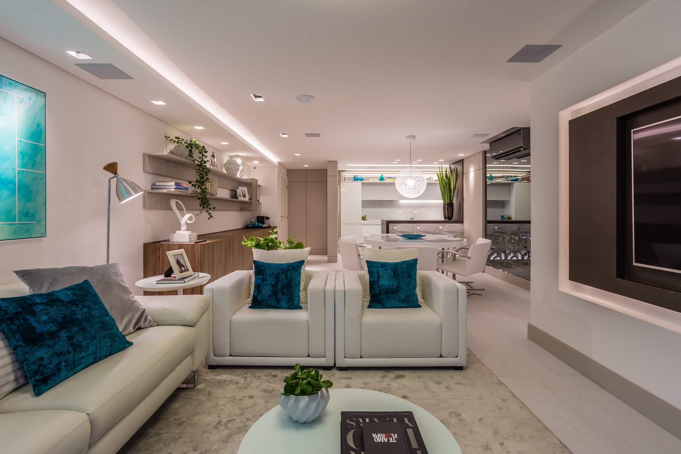 Jazz UV - Sala de estar